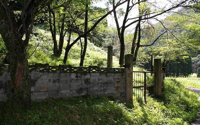 古九谷窯跡