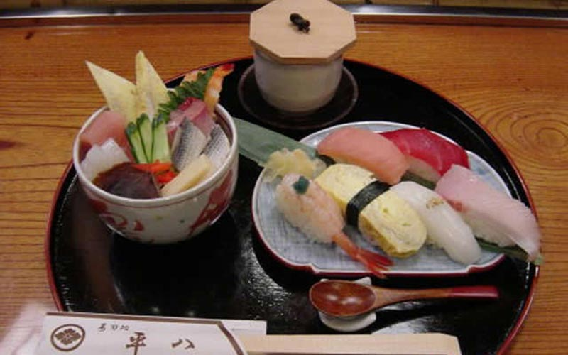 寿司処 平八