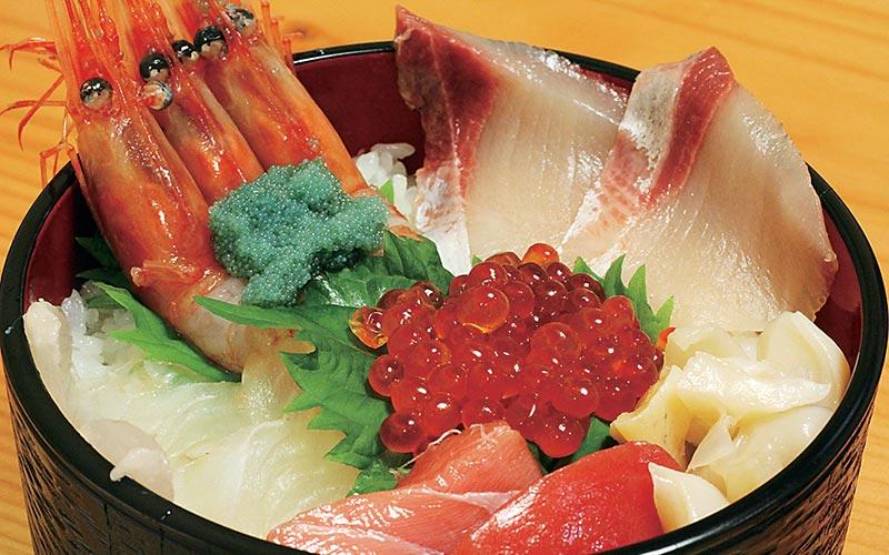 上田鮮魚店 お食事処 漁火